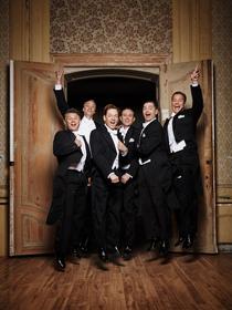Bild: Berlin Comedian Harmonists: Verr�ckte Zeiten - Jubil�umsprogramm