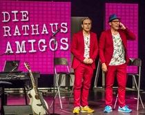 Bild: Baumann & Clausen: Die Rathaus-Amigos
