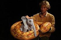 Bild: Theater Fingerhut - Wie der Elefant zu seinem R�ssel kam