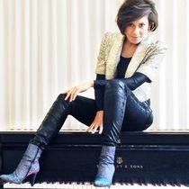 """Bild: Olivia Trummer Trio * - Mit ihrem Album """"Fly Now"""""""
