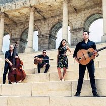 Bild: Gismo Graf Quartett * - Gypsy Swing