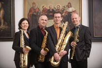 Bild: Weihnachtskonzert mit Vierfarben Saxophon
