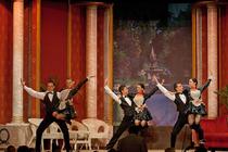 Bild: Operettenb�hne Wien: Die Cs�rd�sf�rstin