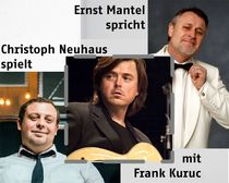 Bild: Talk & Tones - mit Frank Kuruc (Gitarre)