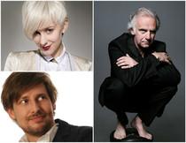 Bild: Nordkurve - Kabarett im Dreierpack - mit Lisa Eckhart, Daniel Helfrich und Roland Baisch