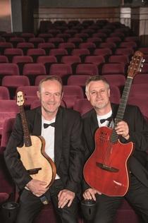 Bild: Ernst und Heinrich - Donderblitz und Haidanai