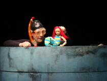 Bild: Die kleine Meerjungfrau
