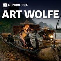 Bild: MUNDOLOGIA: Art Wolfe - Earth is my Witness