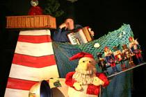Bild: Weihnachten auf dem Leuchtturm - T�fte - Theater mit Figuren
