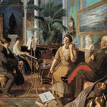 Bild: Lieder von Wien bis Istanbul - Lieder von Wien bis Istanbul - Franz Schubert und Sevki Bey