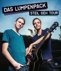 Bild: Song Slam -  Moderation: Das Lumpenpack
