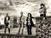 Bild: Minguet Quartett & - G�rard Causs� (Viola)