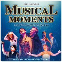 Bild: Musical Moments - Die witzig-charmante Musicalshow