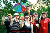 Bild: Fiasko Vitale: Clowns-Olympiade