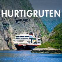 Bild: Hurtigruten - Norwegen mit dem Postschiff