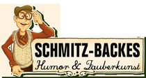 Bild: Schmitz Backes - Witz & Wunder im Pullunder - Comedy Magic Soloprogramm