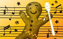 Bild: Der Lebkuchenmann - Ein Kindermusical von David Wood