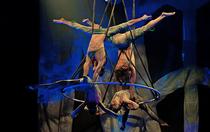 Bild: Sonics in Duum - Musikalisch-poetische Akrobatik-Show
