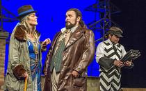 Bild: Die Fledermaus - Operette in drei Akten von Johann Strauss