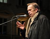 Bild: V�clav Havel Gala - anl��lich seines 80. Geburtstages