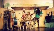 Bild: Ich mach Dich gesund, sagte der B�r - nach Janosch - Kindertheater