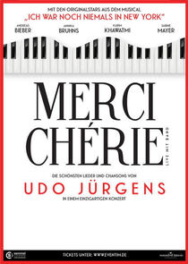 Bild: Merci Ch�rie... - Die sch�nsten Lieder und Chansons von Udo J�rgens