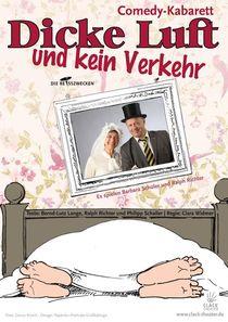 """Bild: Comedy - Kabarett """"Die Rei�zwecken"""" - """"Dicke Luft und kein Verkehr"""""""