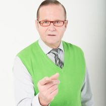 Bild: Hans-Hermann Thielke - L�uft bei mir - Neues Programm