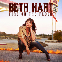 Bild: BETH HART - Fire On The Floor Tour 2016/17