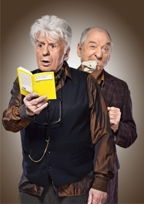 Bild: Zwei Genies am Rande des Wahnsinns - Eine Kom�die der Woesner Brothers