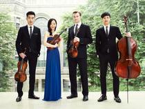 Bild: Gewinner des Streichquartettwettbewerbs in Banff, Kanada