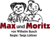 Bild: Junge B�hne: Max und Moritz