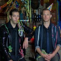 Bild: Florian Ludewig & Bastian Korff - Partykeller