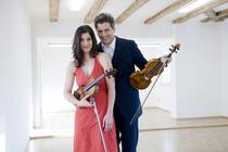 Bild: Virtuose Violinen