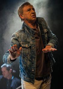 Bild: Georg Ringsgwandl - Woanders.   Saubere Musik und dreckige Geschichten