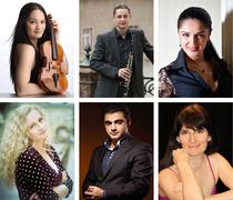 Bild: Er�ffnungskonzert Hamburger Kammermusikfest mit Elisaveta Blumina & Friends