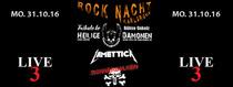 Bild: Rock Nacht Karlsruhe - mit Heilige D�monen,Lamettica und Donnerbalken