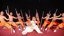 Bild: Die Meister des Shaolin Kung Fu - The Revenants-Tour 2017
