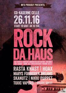 Bild: Rock da Haus 2016 - die Erfolgsgeschichte des Rock da Haus Festivals fortgesetzt