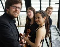 Bild: Mittagskonzerte - Castalian String Quartet mit Werken von Schubert und Bart�k