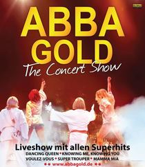 Bild: ABBA GOLD - The Concert Show � Live!