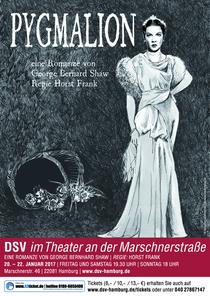 Bild: Pygmalion - Romanze von George Bernhard Shaw; Regie: Horst Frank