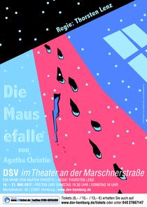 Bild: Die Mausefalle - Krimi von Agatha Christie; Regie: Thorsten Lenz