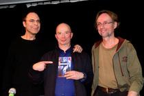 Bild: �Spitzbergm�rder� - Lesung mit Gesang und Live-Musik