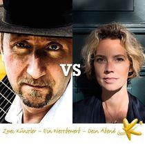 Bild: Helmut Sanftenschneider vs. Christine Sch�tze - 6. Spieltag