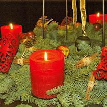 Bild: M�ritz-Chor Waren / StadtStreicher Waren und Solisten - Weihnachtskonzert 2016