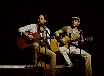 Bild: Duo Graceland - A Tribute to Simon and Garfunkel
