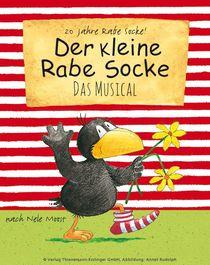 Bild: Der kleine Rabe Socke - Theater f�r Kinder ab 5 Jahren
