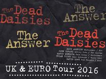 Bild: The Answer & The Dead Daisies - Germany Tour 2016