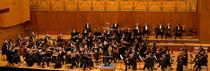 Bild: Stuttgarter Philharmoniker - Alexander Korsantia, Klavier; Dirigent: Dan Ettinger